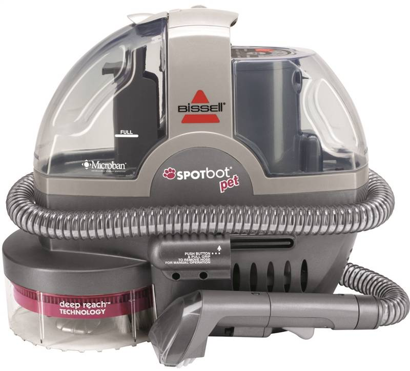 Spotbot 33n8 Portable Spot And Stain Corded Vacuum Cleaner