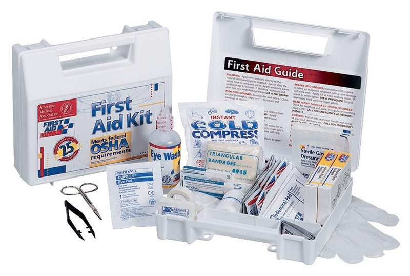 22397 KIT FIRST AID 107 PC GEN PURP
