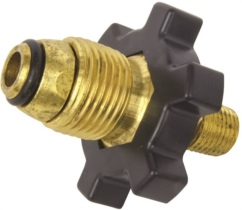 Mr Heater F273655 Cylinder Adapter 1 4 In Mpt X Prest O