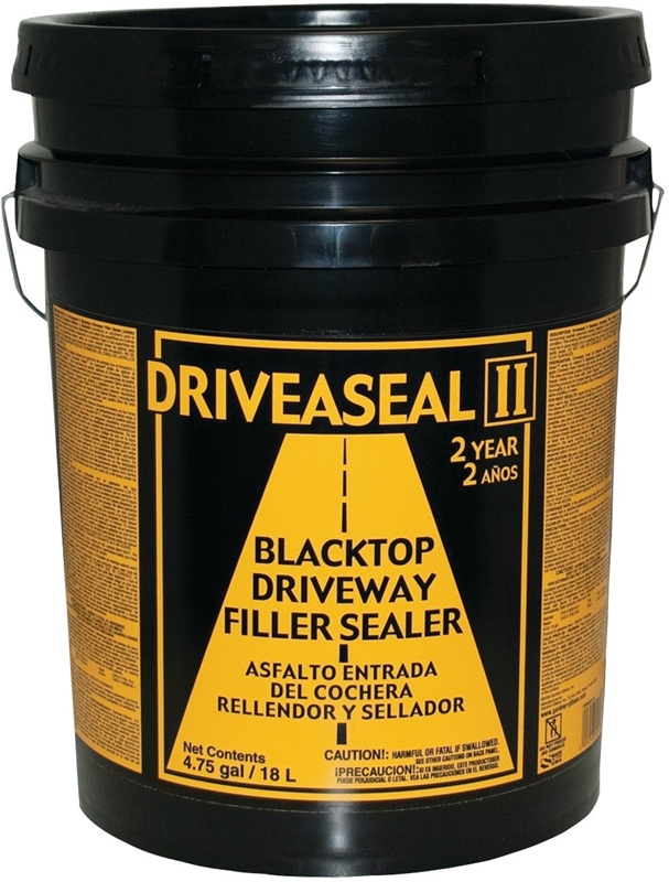 Gardner Gibson Driveaseal Ii Blacktop Driveway Filler And