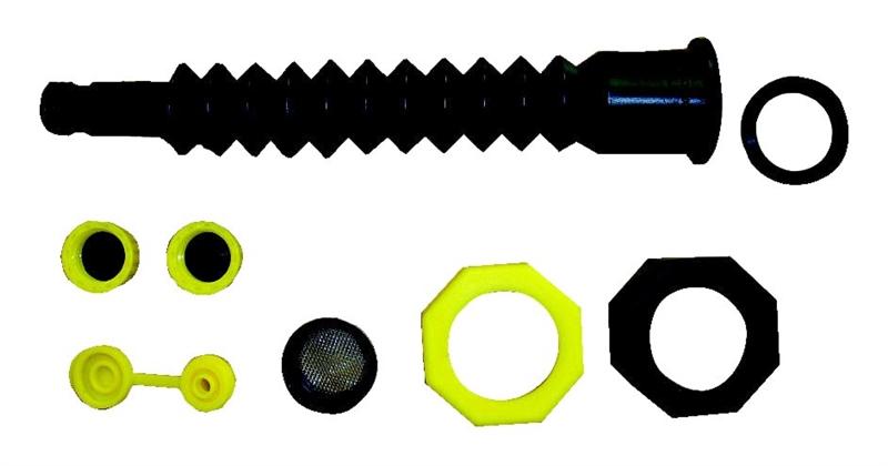 00301 SPOUT KIT FOR PLASTIC JUGS