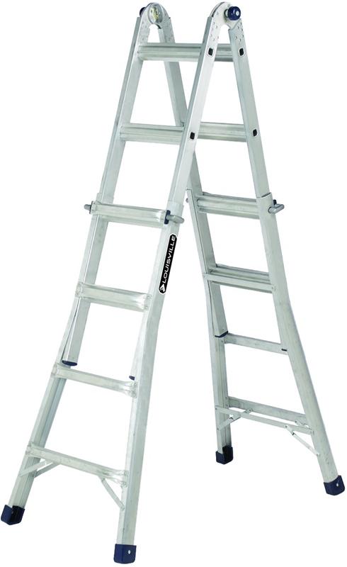 Ladder Mul Pur Al Type 1a 17ft