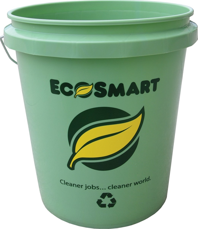 Ecosmart 350133 paint bucket 5 gal hdpe for 5 gallon bucket of paint price