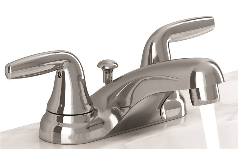 American Standard Jocelyn Lavatory Faucet, 4-3/16 in X 1-9/16 in Spout,  Polished Chrome