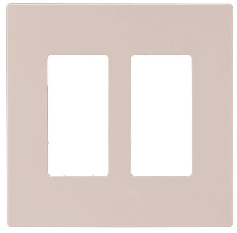 electrical wall plate covers decorative electrical wall.htm arrow hart pjs262 decorative screwless wall plate  2 gang  4 1 2  pjs262 decorative screwless wall plate