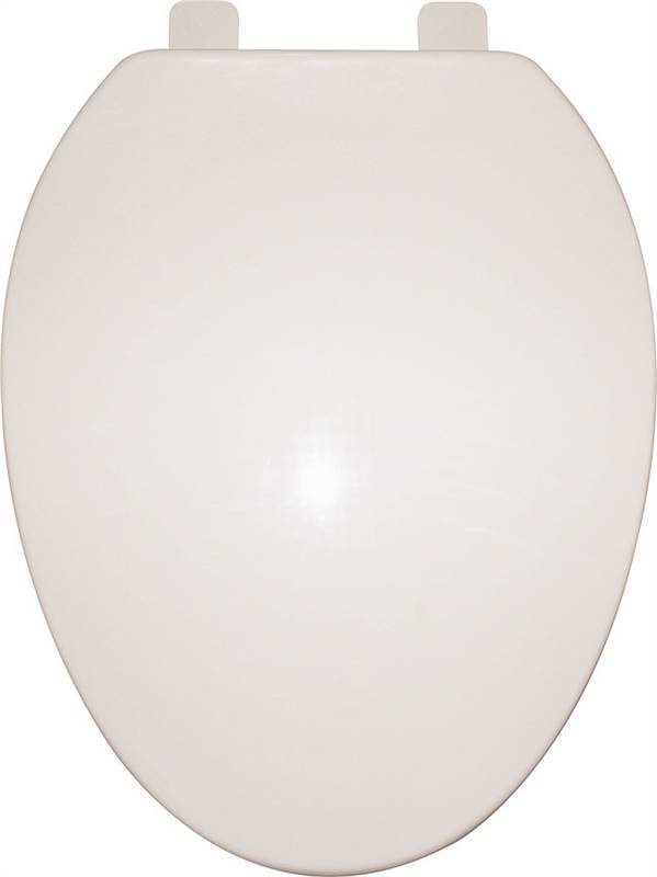 Brilliant Prosource Q 019 Wh Toilet Seat For Use With Elongated Bowls Polypropylene Creativecarmelina Interior Chair Design Creativecarmelinacom