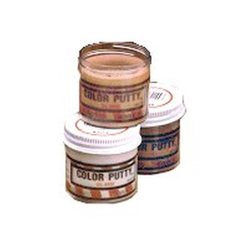 Color Putty 102 Oil Based Wood Filler 3 68 Oz Jar Natural