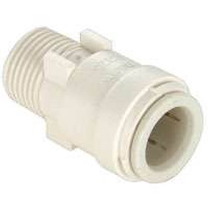 Watts p push fit tube to pipe adapter in