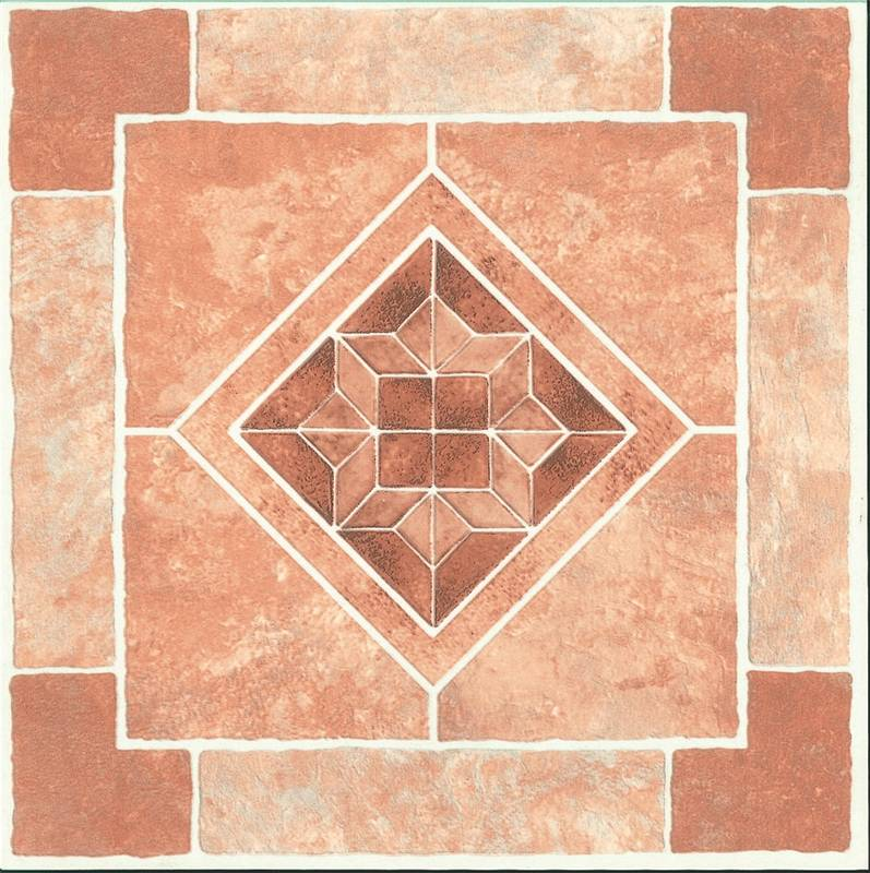 Mintcraft Cl2071 Self Adhesive Floor Tile 12 In L X 12 In
