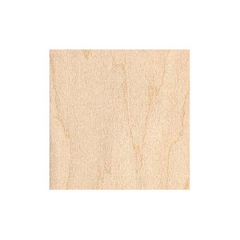 Richelieu 10061S Pre-Glued Edge Banding, 25 ft L x 7/8 in W, Birch Wood,  White