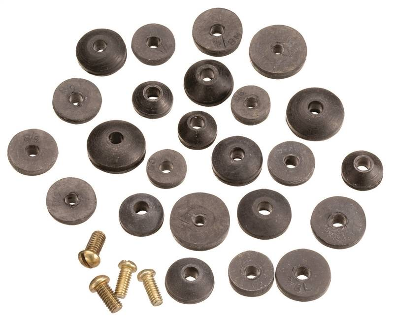 PP805-21 Beveled Faucet Washer Assortment
