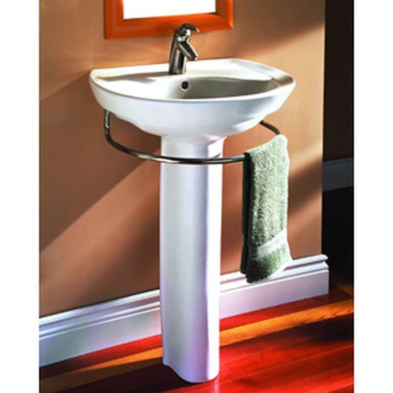 American Standard 0041 000 020 Pedestal Sink Leg Vitreous