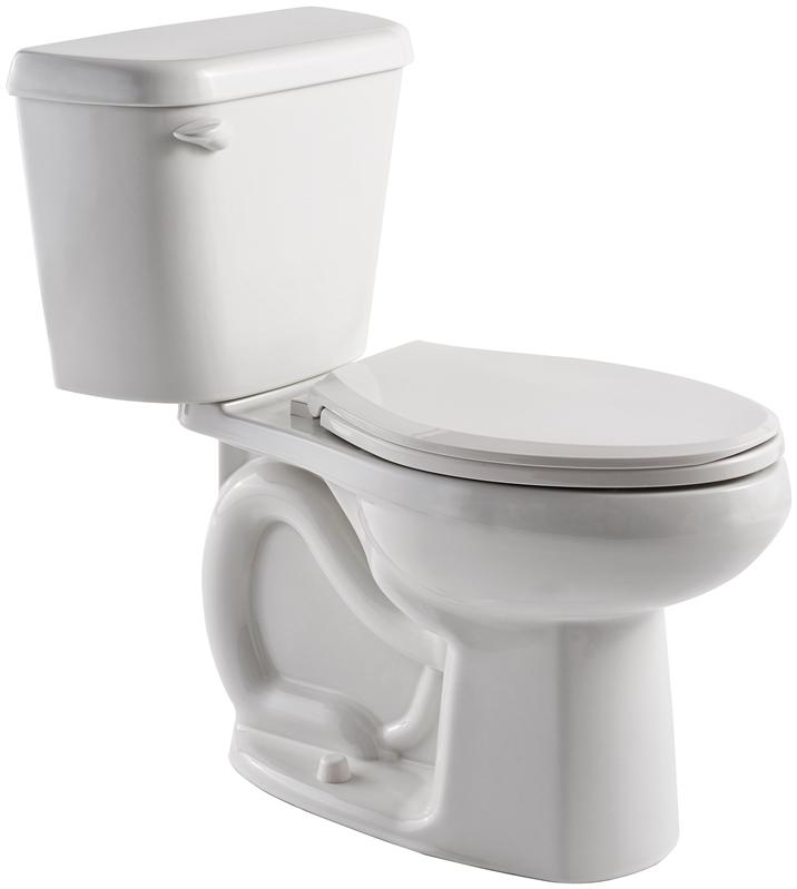 American Standard 702aa157 020 2 Piece Fully Glazed Toilet