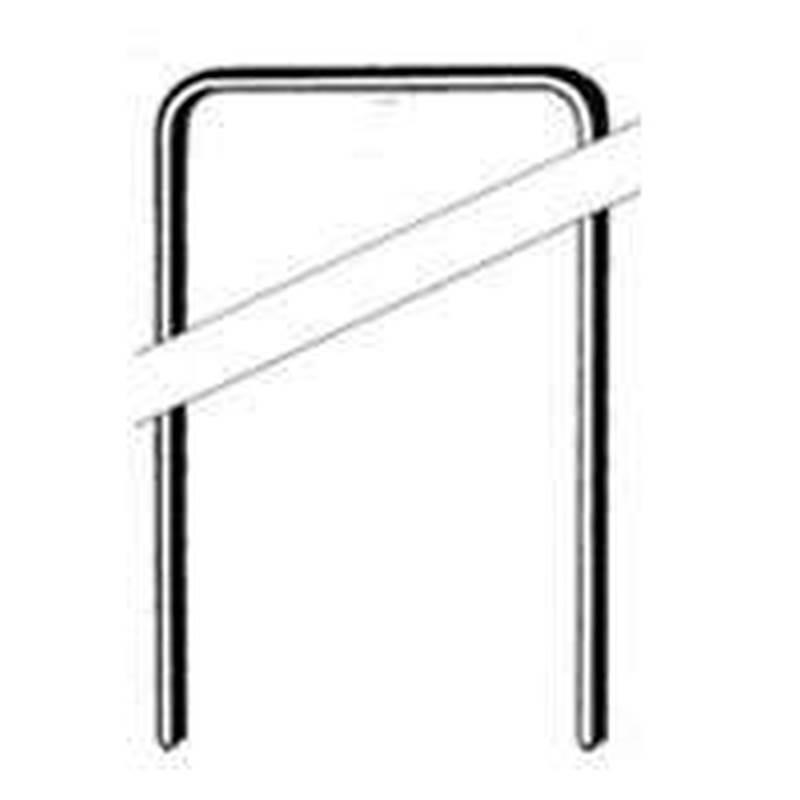 Pro Fit 0940041 Felt Hammer Tacker Staple 3 8 In 21 Ga