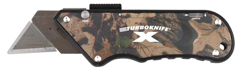 TurboknifeX 33-130 Utility Knife
