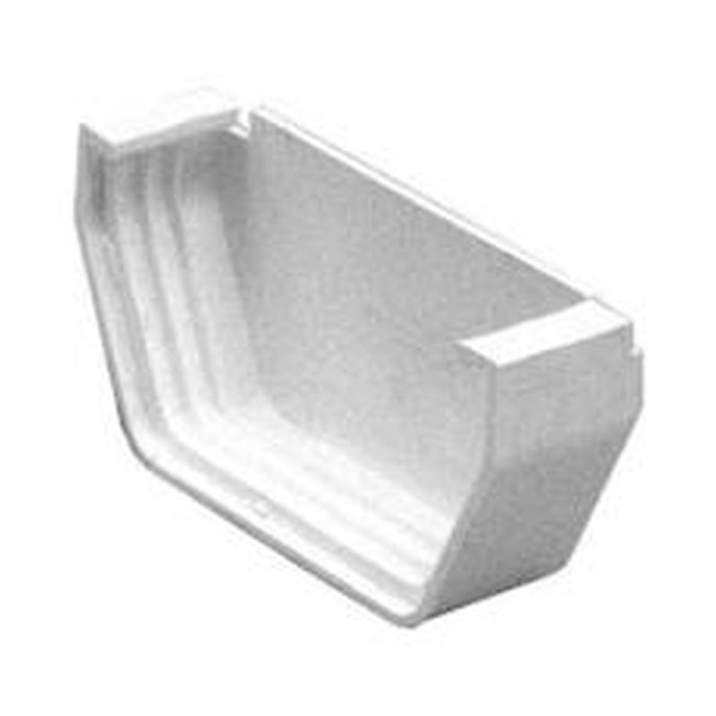 Tuffflo T1411 Contemporary Style Gutter End Cap 4 In