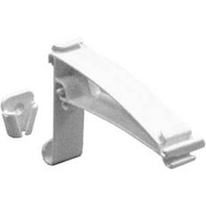 Tuffflo T1421 Contemporary Style Gutter Hidden Hook 4 In
