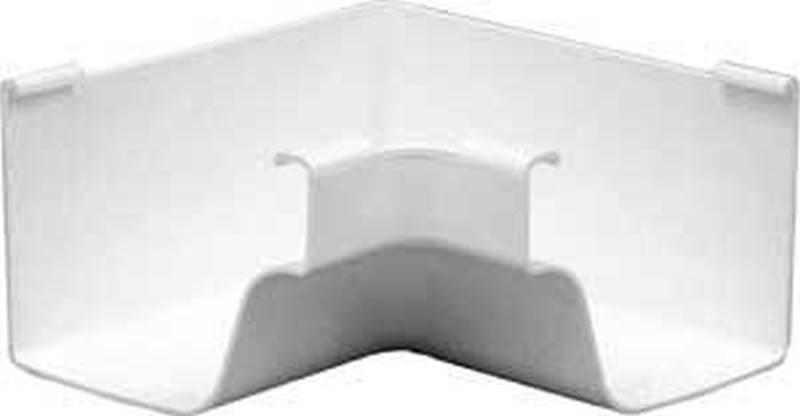 Tuffflo M0504 Gutter Inside Corner Vinyl White