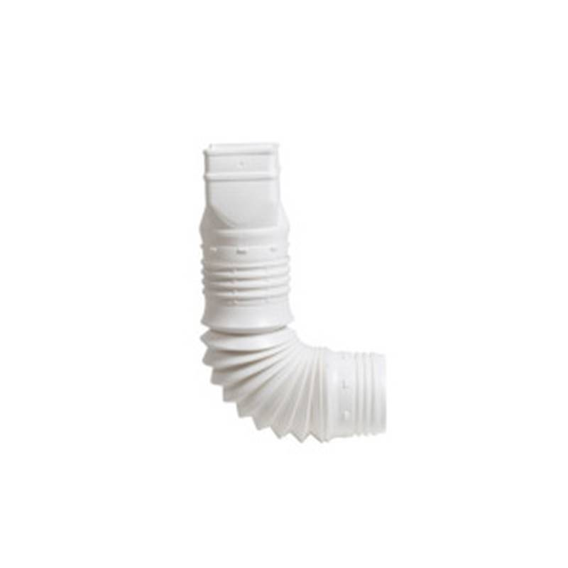 Euramax Adp53117 Downspout Adapter For Use With 3 X 4 In