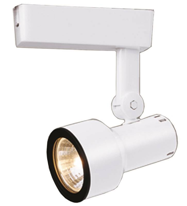Cooper Lighting Lzr000406p Halo Track Lights Step Cylinder White