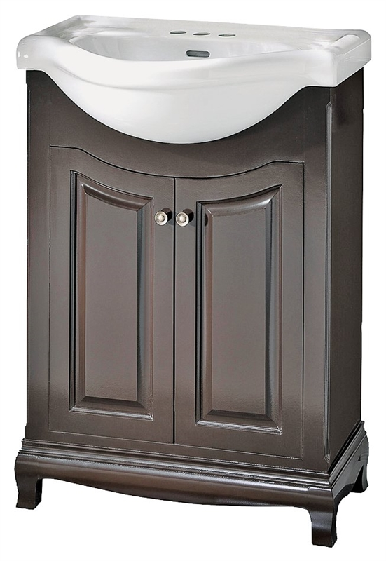 Foremost Palermo Paea2534 Contemporary Bathroom Vanity 25
