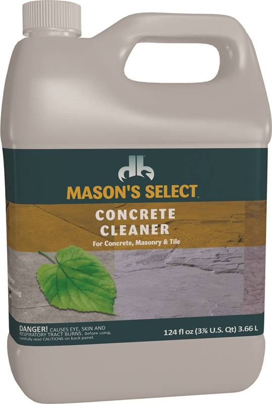 Cleaner concrete cncentrt ga case of 4 for Non toxic concrete cleaner