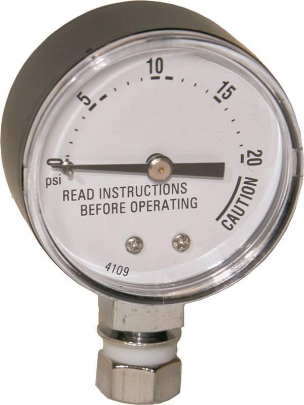 National Presto 85772 82237 Pressure Canner Steam Gauge