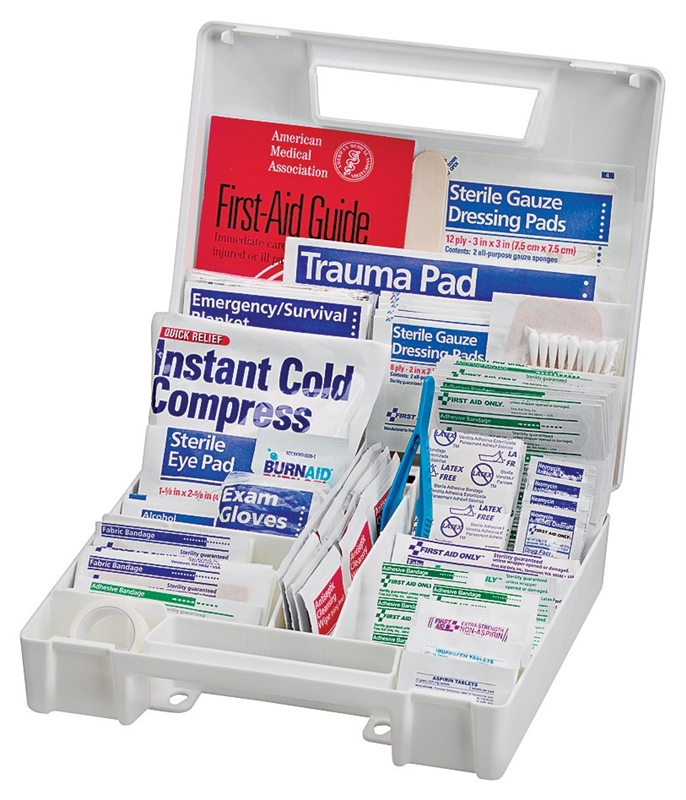 32134 KIT FIRST AID 200 PC GEN PURP