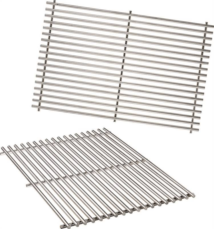 weber stephen 7528 grill cooking grate for use with 300 series genesis gas grills stainless steel. Black Bedroom Furniture Sets. Home Design Ideas