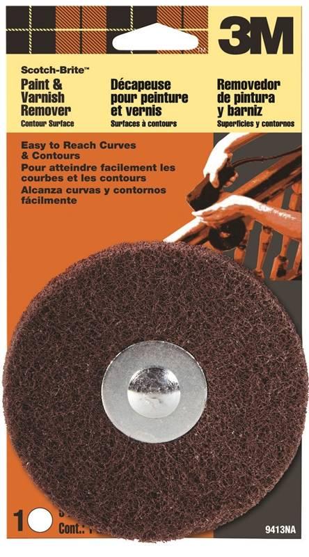 Scotch-Brite 9413NA Sanding Disc, 5 in