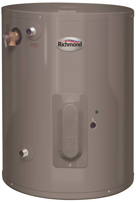 Richmond 6ep30 S240v Electric Water Heater 30 Gal Tank
