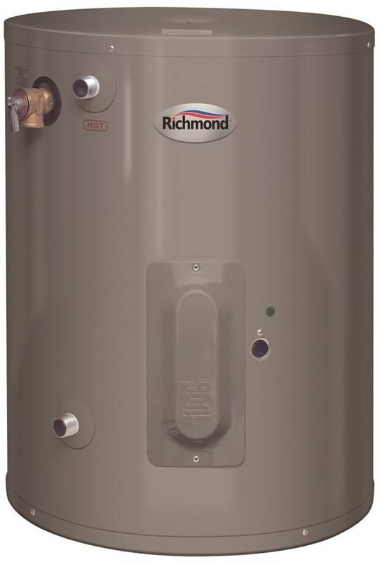 Richmond 6ep30 S Electric Water Heater 30 Gal Tank