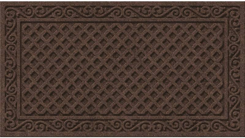 Apache Mills Textures Door Mat 30 In L X 18 W
