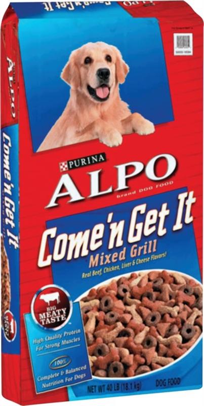 Dog Food  Percent Nutritionally Complete Dog Food