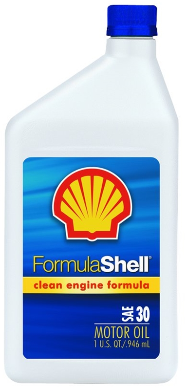 Oil Mtr Formula Shel Sae 30w30 Case Of 12