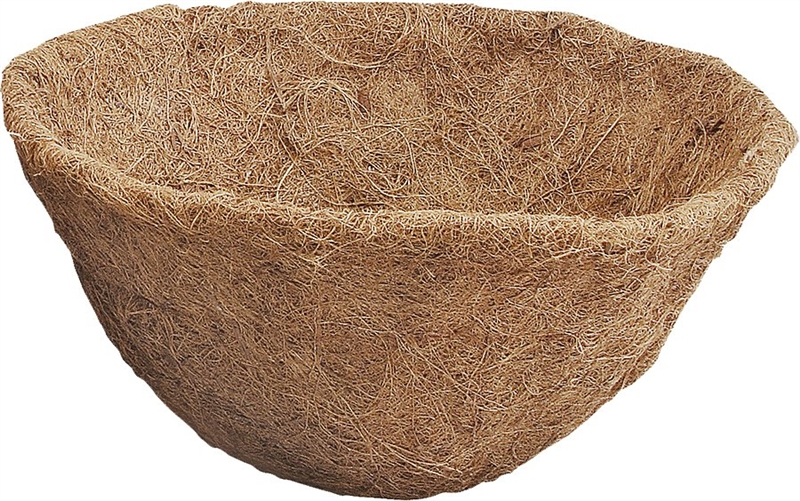 small washed brown rectangle basket with handles hobby.htm planter liner coconut 14x8 5 case of 10  planter liner coconut 14x8 5 case of 10