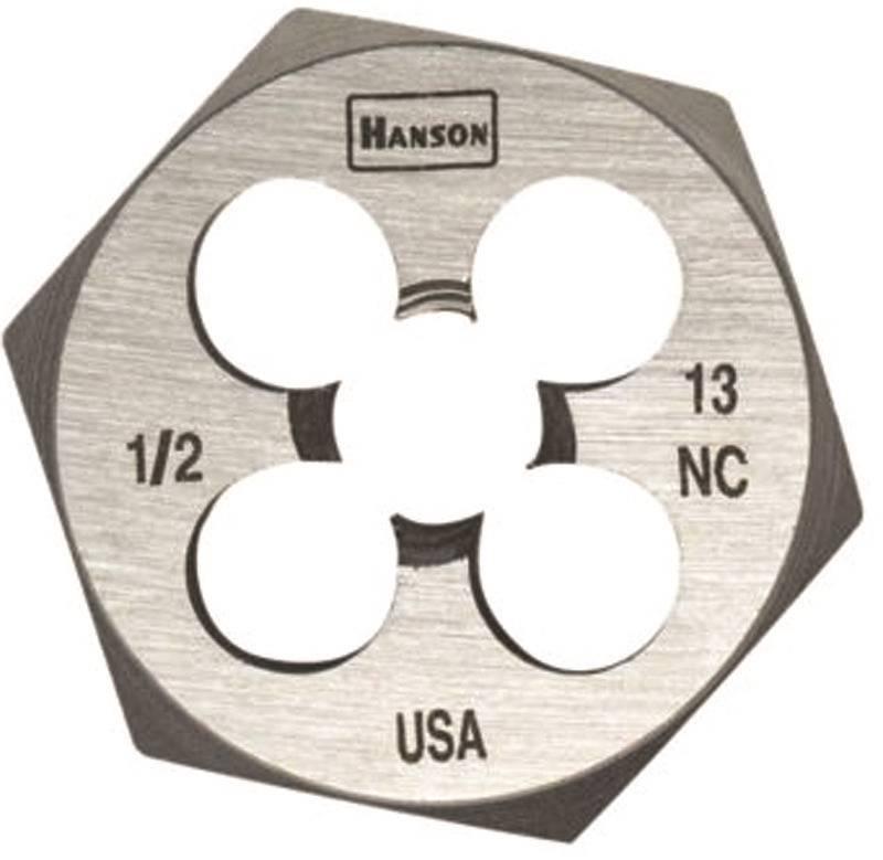 HANSON 9318 Flat Die