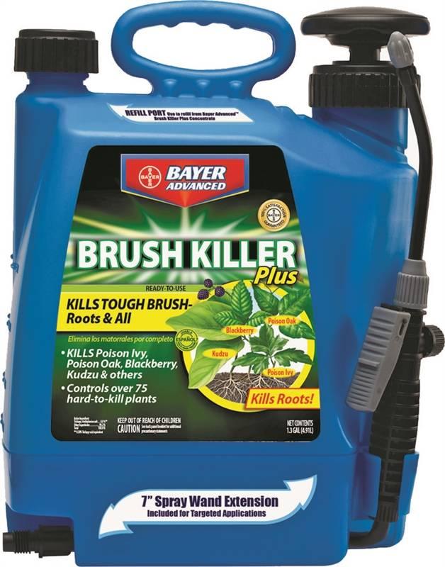 Bayer Advanced 704701a Brush Killer 1 3 Gal Liquid