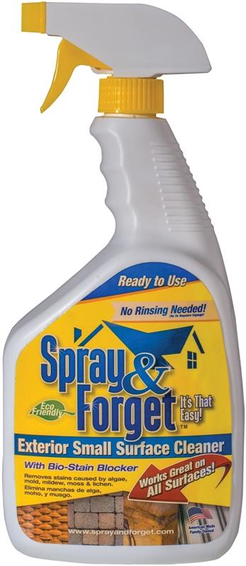 Spray Amp Forget Sfpmcs 6 Mildew Cleaner 32 Oz