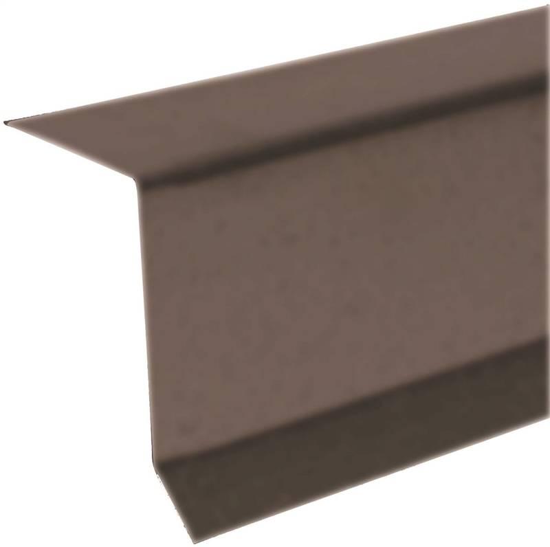 Drip Edge C4 2x2inx10ft Brown Case Of 25
