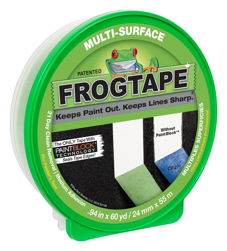 Shurtech 1358463 Multi-Surface Frog Tape