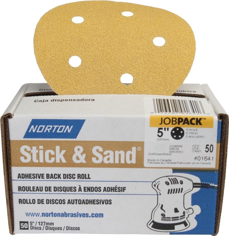 Sand Disc 5 80g 50pk