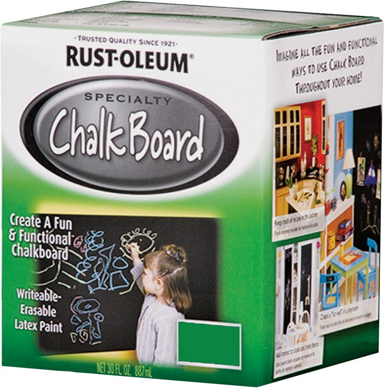 Is Rustoleum Chalked Paint Latex Or Water Based