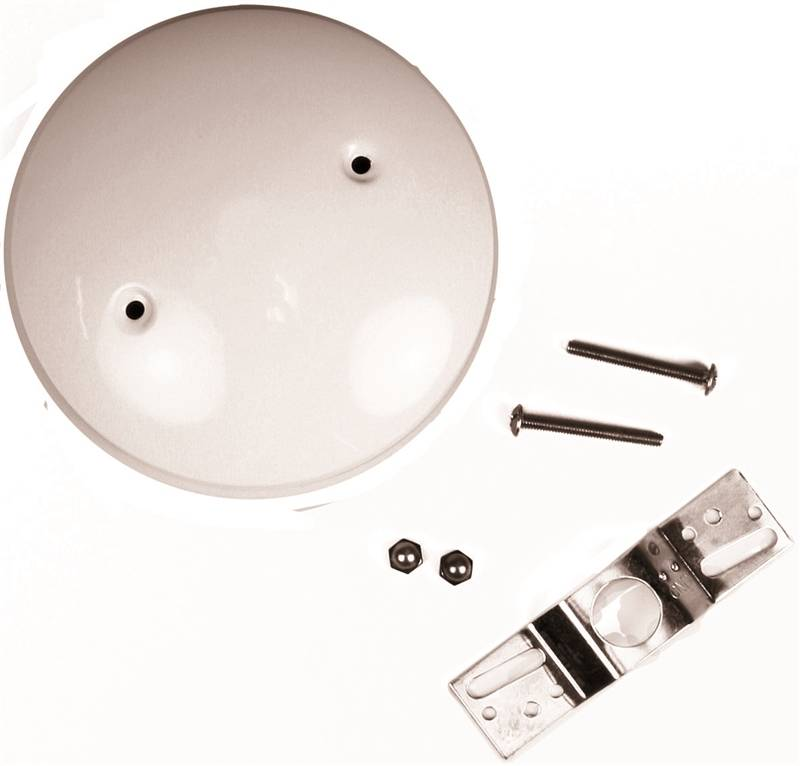 Jandorf 60219 Ceiling Blank Up Kit For Use With Outlet