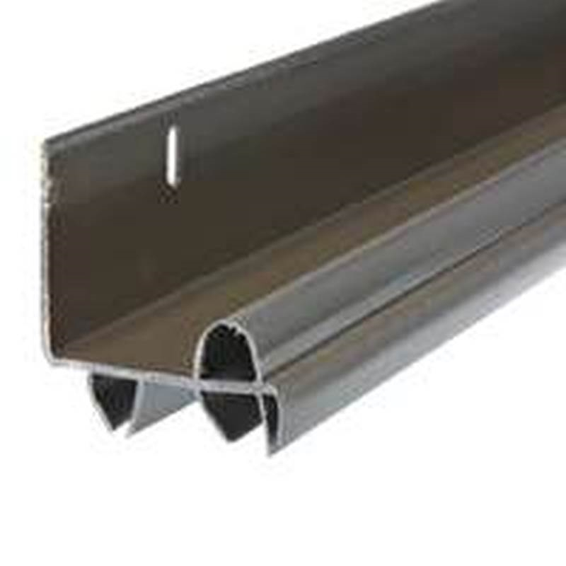 Thermoplastic 36 in L X 1-3//4 in W Brown Frost King UDS36 Door Bottom 1-3//4 x 36