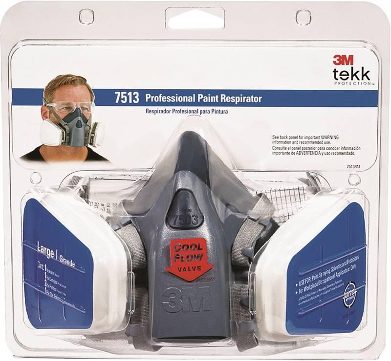 3m p95 paint odor valved respirator mask