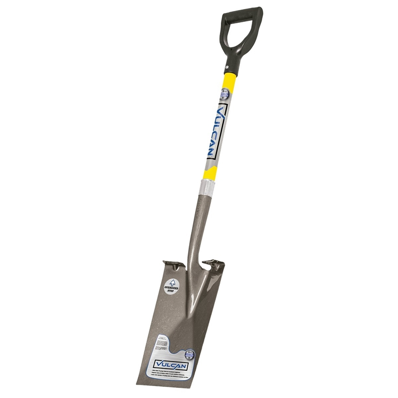 Vulcan 33255 Square Point Garden Spades