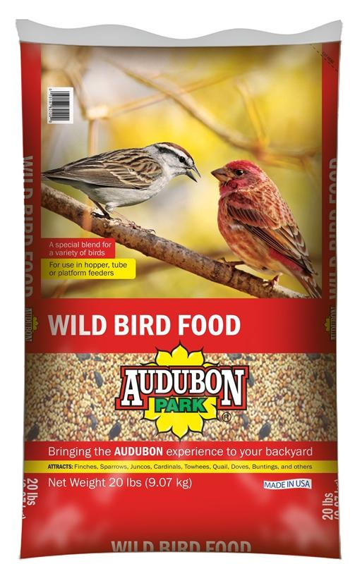FOOD BIRD WILD 20LB