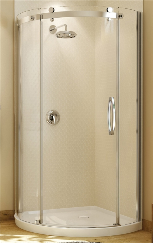 Olympia 105960 000 001 10 Shower Stall Kit 36 In L X 36