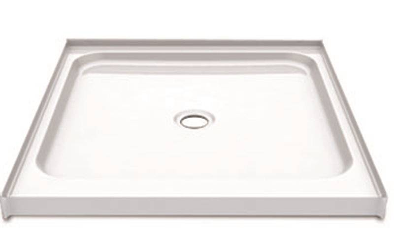 Maax 148022 000 002293 Low Threshold Shower Base 32 In W